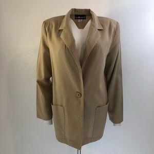 Vintage 90s casual blazer
